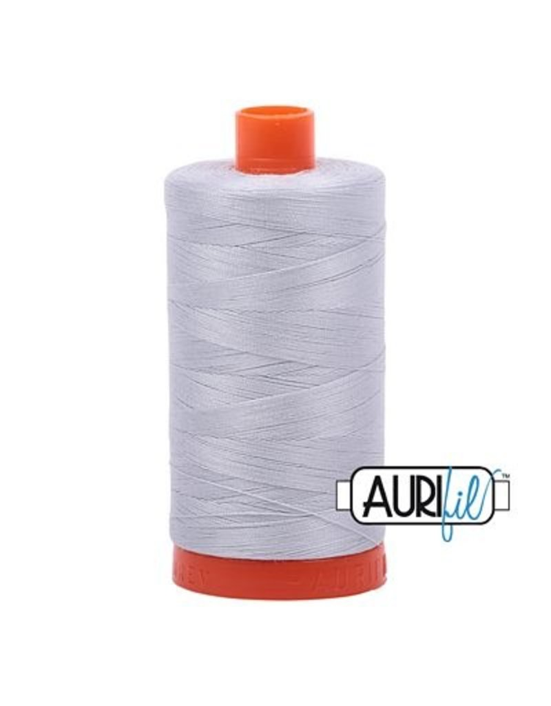 Aurifil 50 wt. Piecing Thread-2600 Dove