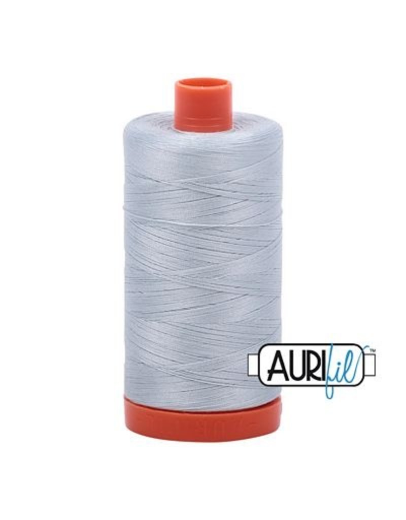 Aurifil 50 wt. Piecing Thread-2846 Iceberg