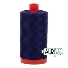 Aurifil 50 wt. Piecing Thread-2745 Midnight