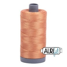 Aurifil 28 wt. Quilting Thread-2210 Caramel