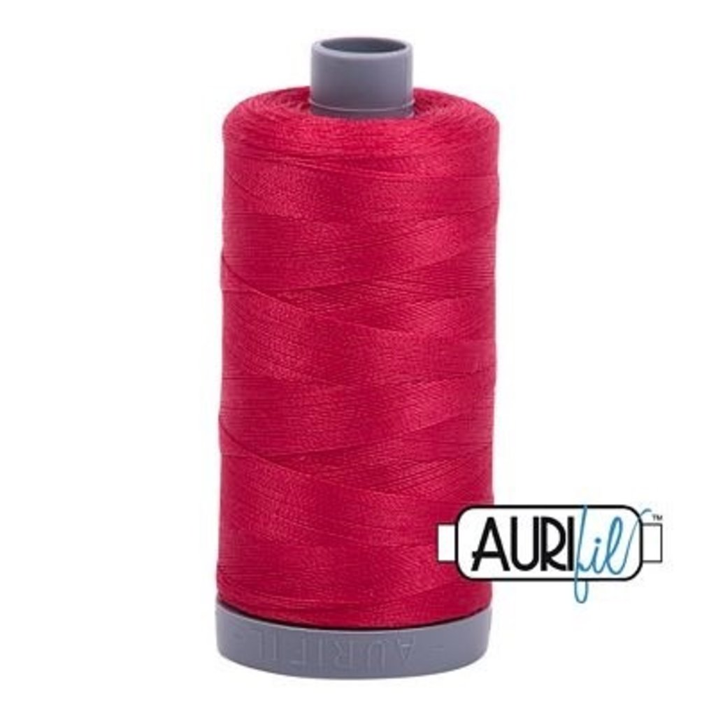 Aurifil 28 wt. Quilting Thread-2250 Red