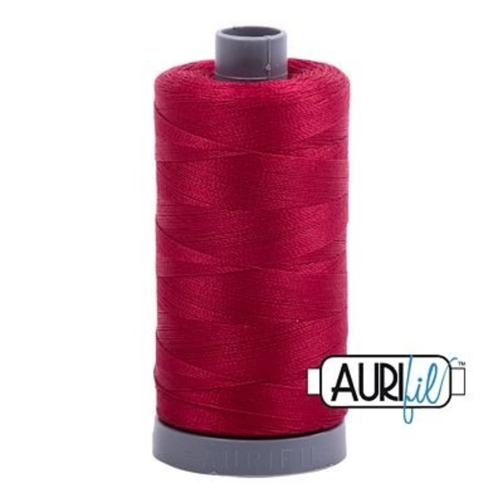 Aurifil 28 wt. Quilting Thread-2260 Wine