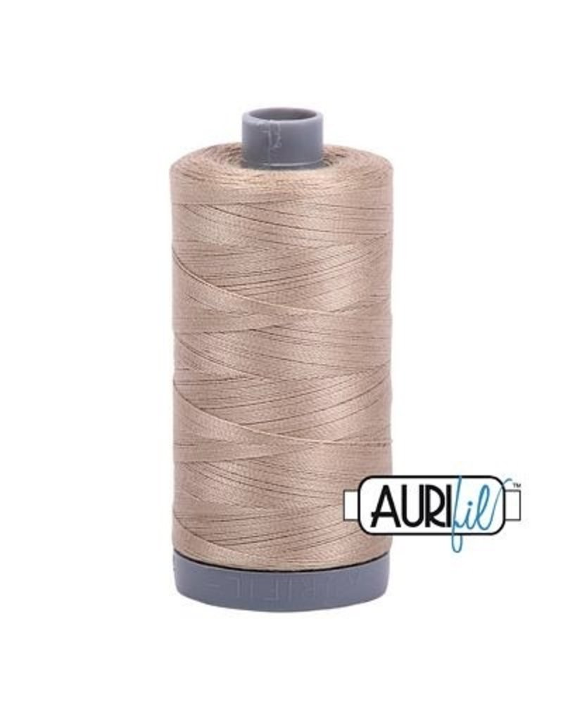 Aurifil 28 wt. Quilting Thread-2325 Linen