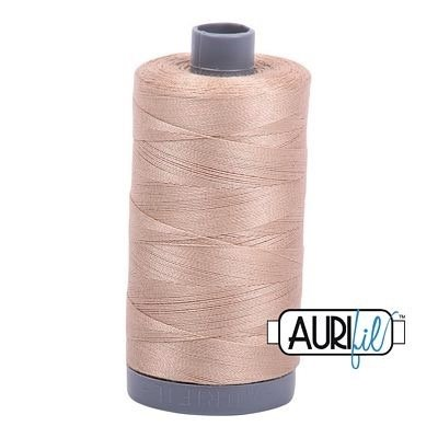 Aurifil 28 wt. Quilting Thread-2314 Beige