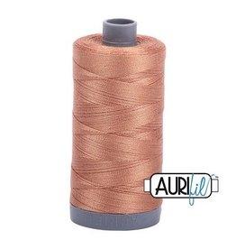 Aurifil 28 wt. Quilting Thread-2330 Light Chestnut