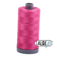 Aurifil 28 wt. Quilting Thread-2530 Blossom Pink