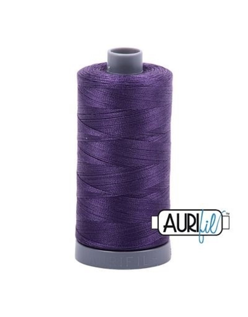 Aurifil 28 wt. Quilting Thread-2581 Dark Dusty Grape