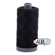 Aurifil 28 wt. Quilting Thread-2692 Black