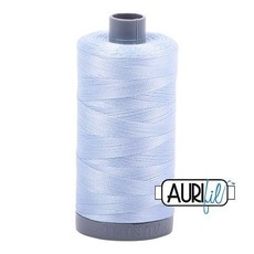 Aurifil 28 wt. Quilting Thread-2710 Light Robins Egg