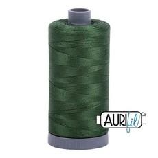 Aurifil 28 wt. Quilting Thread-2892 Pine