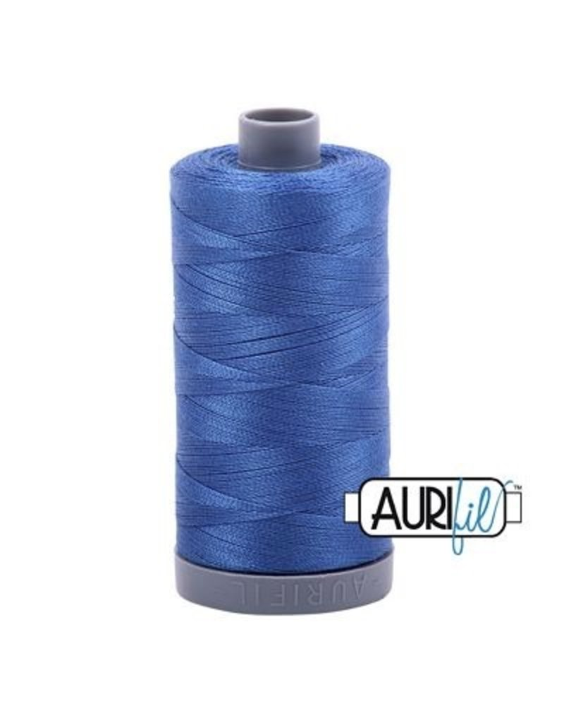 Aurifil 28 wt. Quilting Thread-2730 Delft Blue