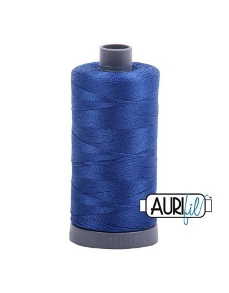 Aurifil 28 wt. Quilting Thread-2740 Dark Cobalt