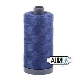 Aurifil 28 wt. Quilting Thread-2775 Steel Blue