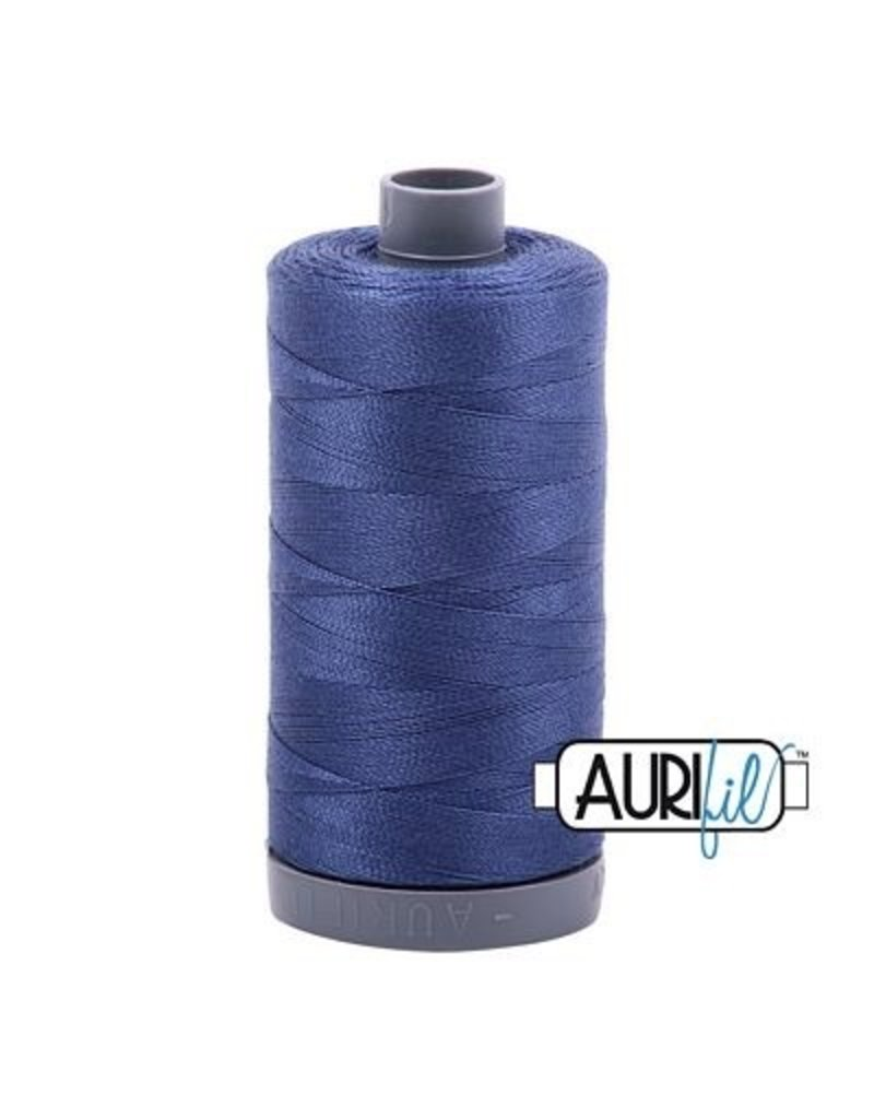 Aurifil 28 wt. Quilting Thread-2775 Steel Blue