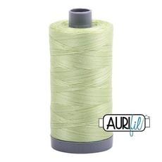 Aurifil 28 wt. Quilting Thread-3320 Light Spring Green