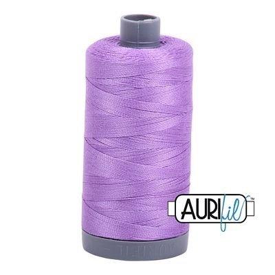 Aurifil 28 wt. Quilting Thread-2520 Violet