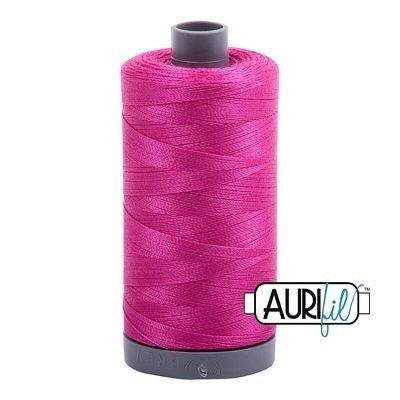Aurifil 28 wt. Quilting Thread-4020 Fuchsia