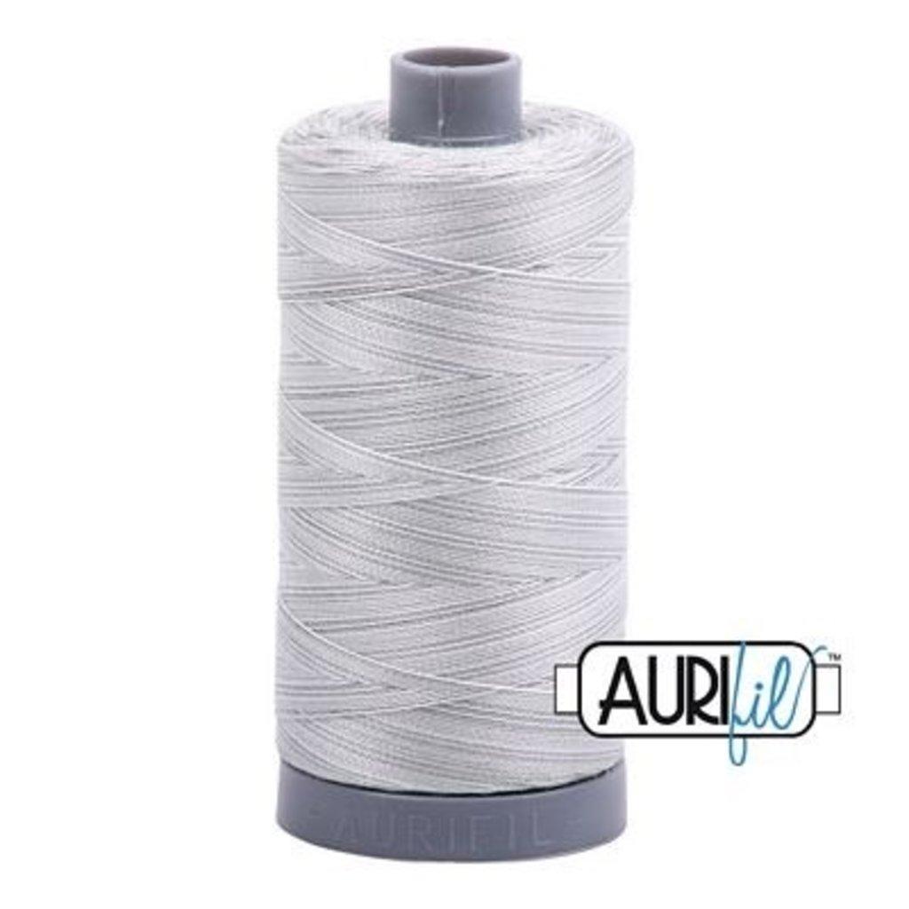 Aurifil 28 wt. Quilting Thread-4060 Silver Moon
