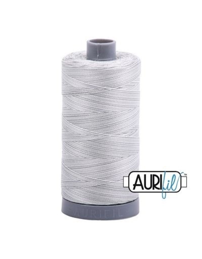Aurifil 28 wt. Quilting Thread-4060 Silver Moon