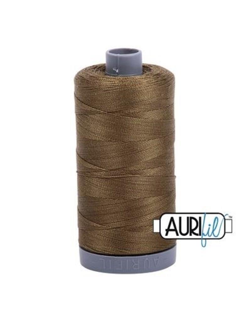 Aurifil 28 wt. Quilting Thread-4173 Dark Olive
