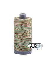 Aurifil 28 wt. Quilting Thread Variegated-4650 Leaves