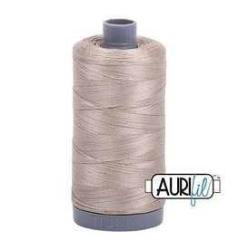 Aurifil 28 wt. Quilting Thread-5011 Rope Beige