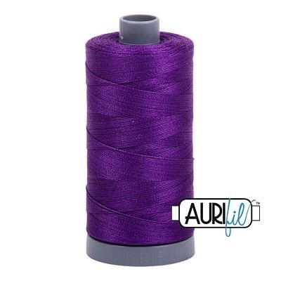 Aurifil 28 wt. Quilting Thread-2545 Medium Purple