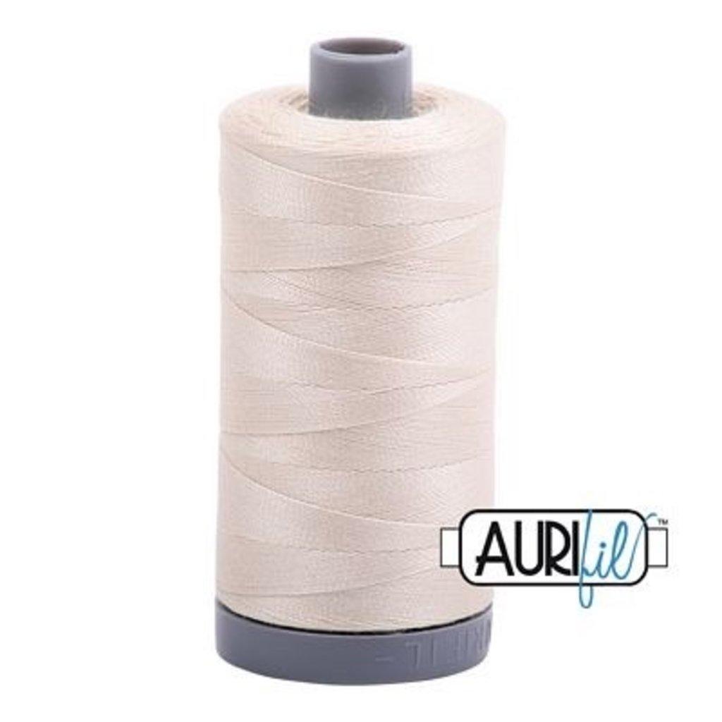 Aurifil 28 wt. Quilting Thread-2310 Light Beige