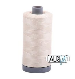 Aurifil 28 wt. Quilting Thread-2310 Light Beige