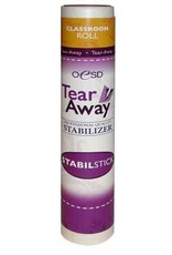 "Stabil-Stick Tear-Away 10"" x 2 Yards"