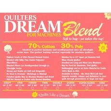 Dream Blend Batting-Double