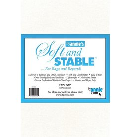 Soft and Stable 18x58-white
