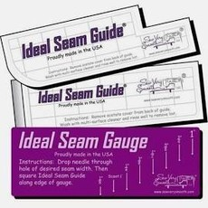 Ideal Seam Guide Student Edition-includes: Ideal Seam Guide, Ideal Seam Guide Curve and Ideal Seam Gauge