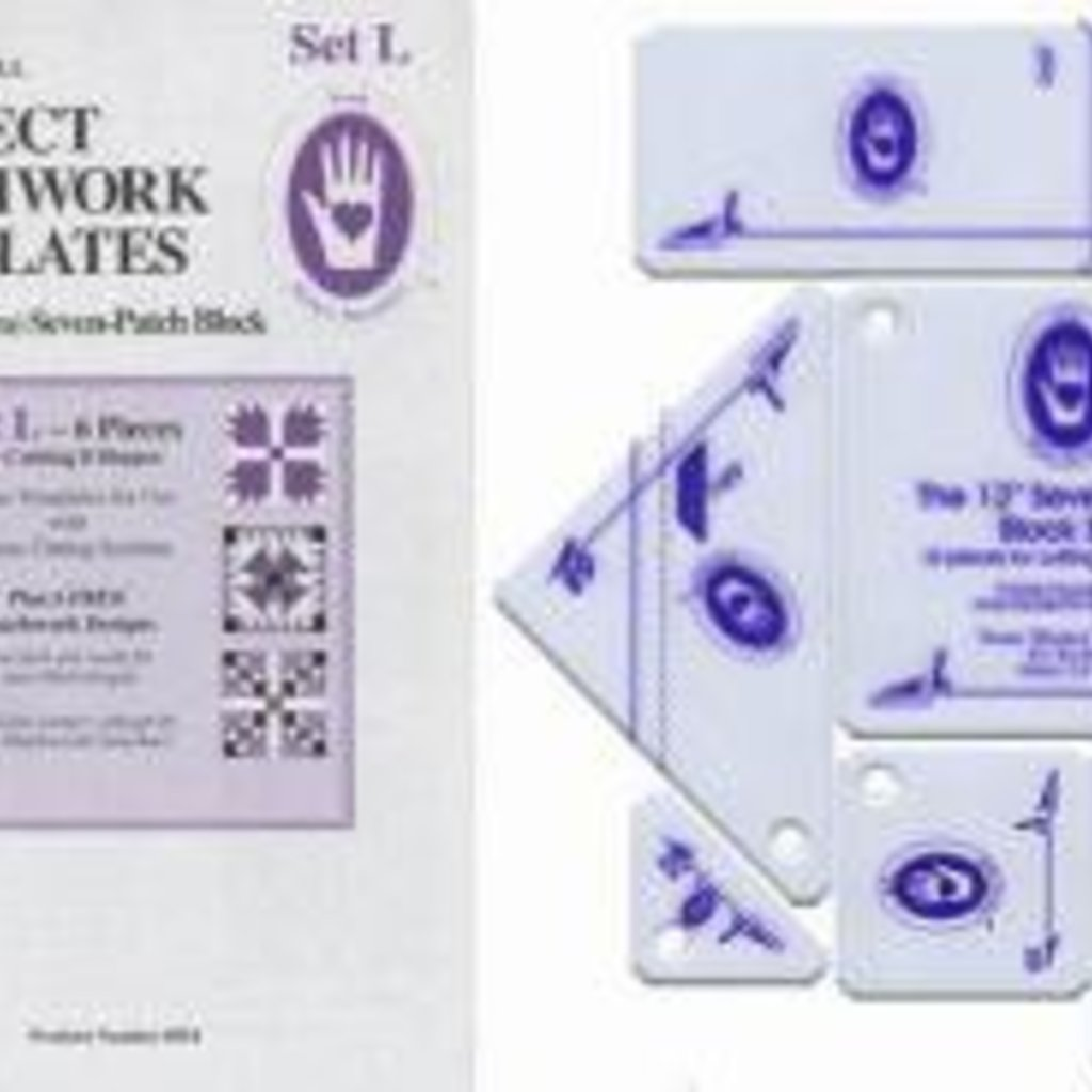 Marti Michell Perfect Patchwork Templates MIM8954