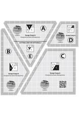 Creative Grids Scrap Crazy 6 Templates