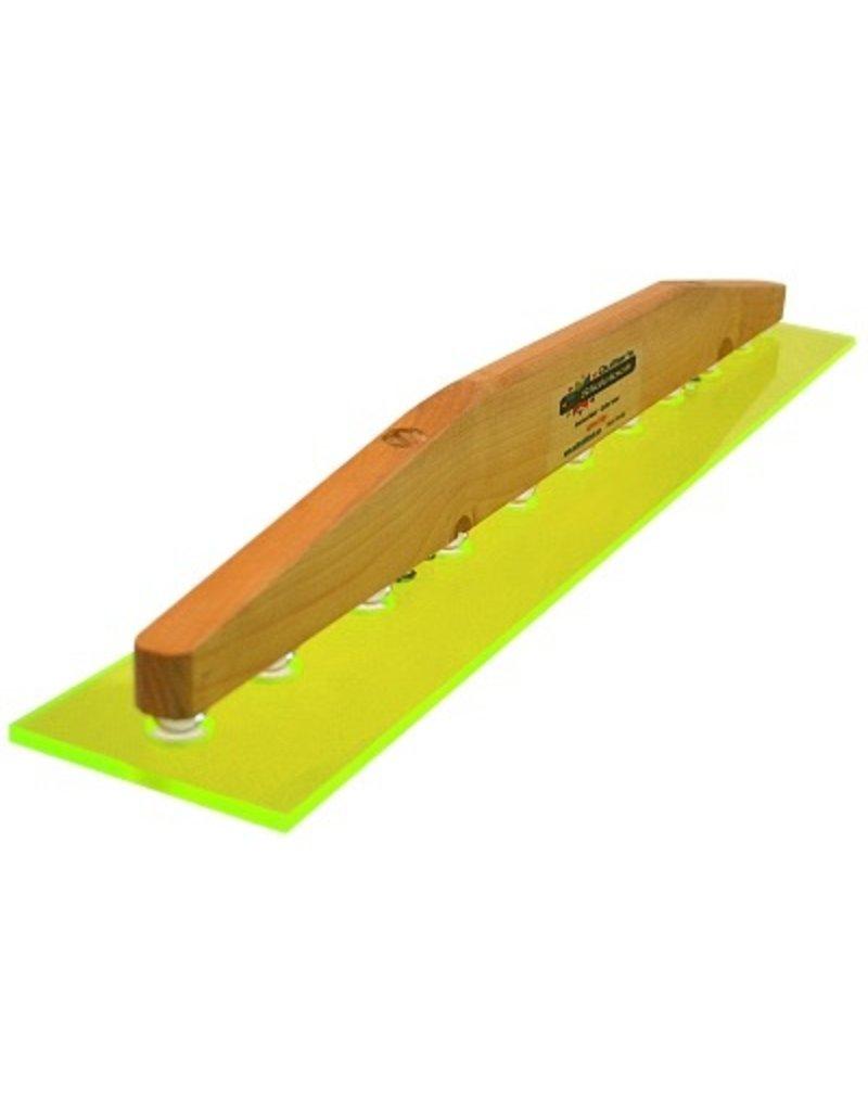 Slidelock Ruler-24 Inch with lighted edge