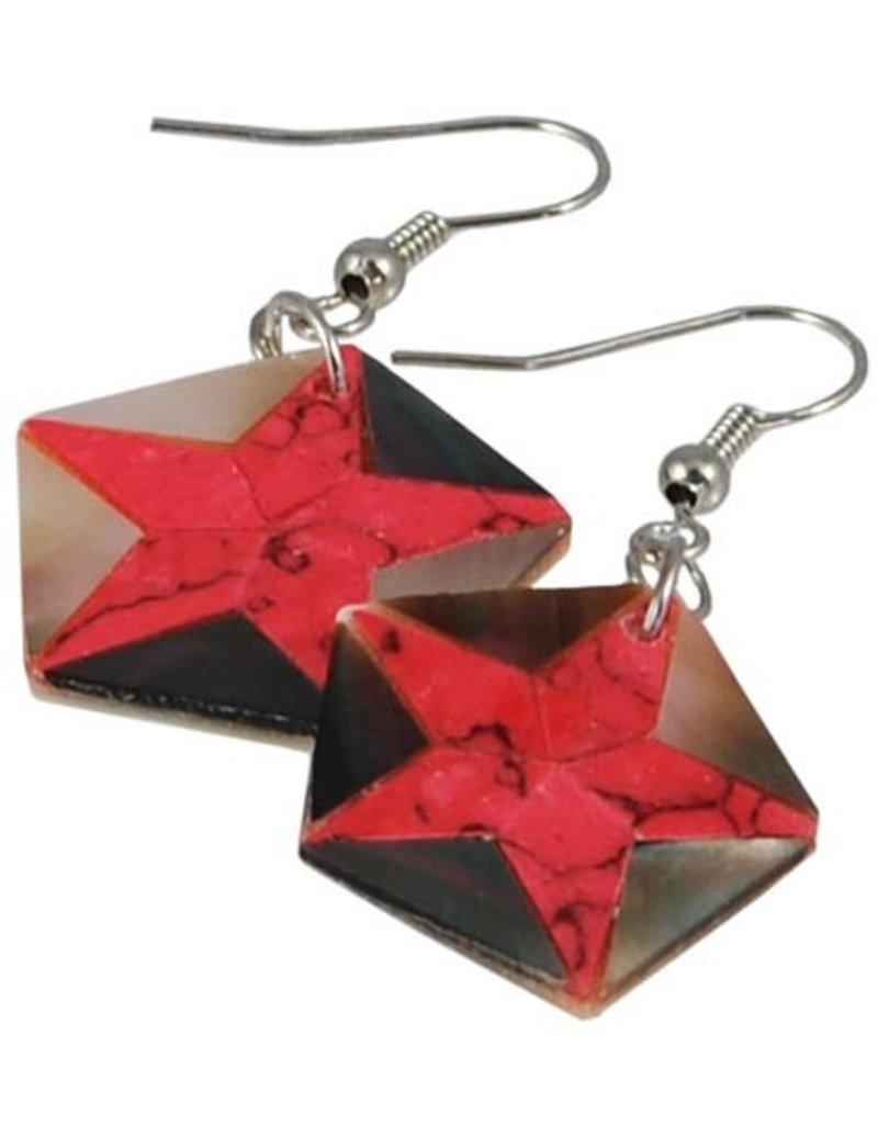 Evening Star Earrings