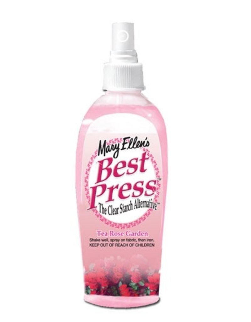 Best Press-Tea Rose Garden-6 oz