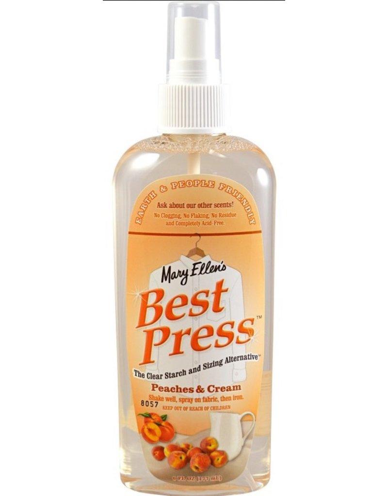 Best Press-Peaches & Cream-6 oz