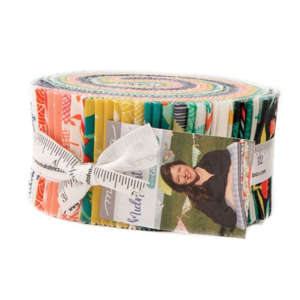 Midnight Garden Jelly Roll