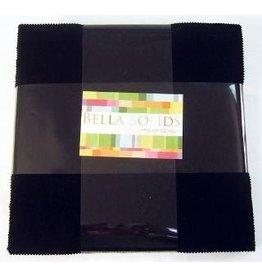 Bella Solids Layer Cake-9900LC-99 Black