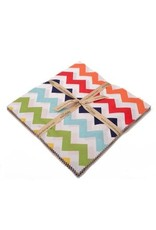 Medium Chevron 10 Inch Stackers