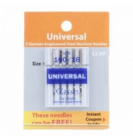 Klasse Needles- Universal 100/16