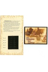 Betweens Needle Sampler Card