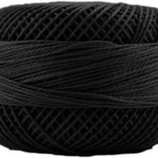 Finca Perle Cotton Sz 05-Black
