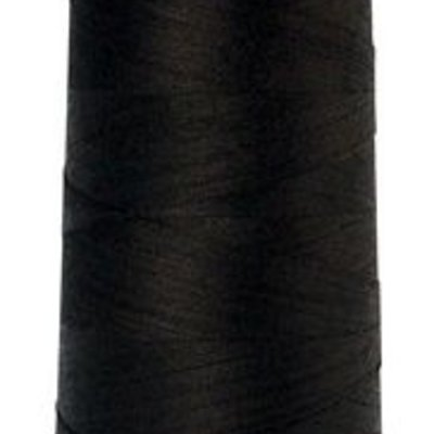Seracor Serger Thread-Black-4000