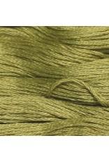 Presencia Embroidery Floss-5229 Medium Khaki Green