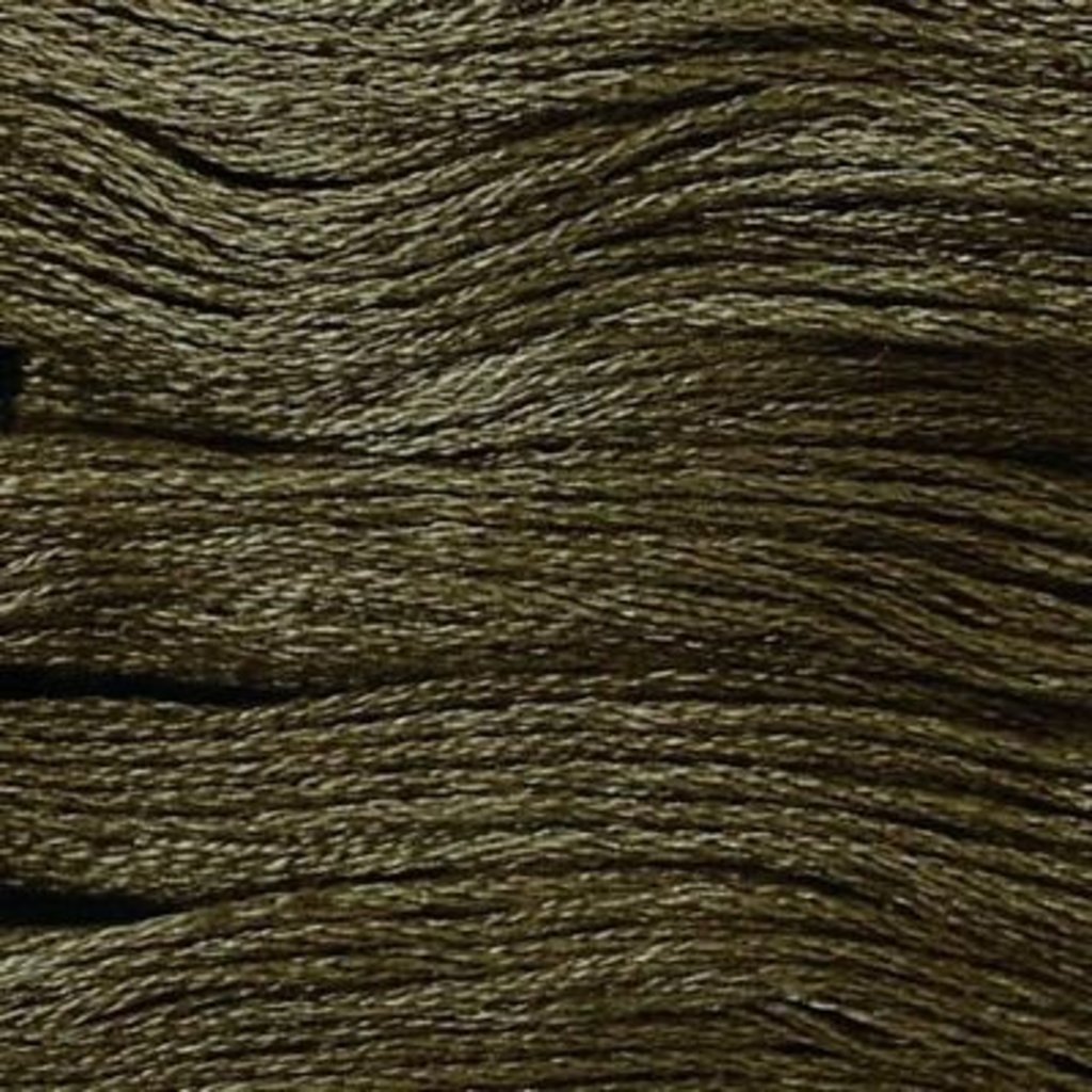 Presencia Embroidery Floss-8492 Dark Brown Gray