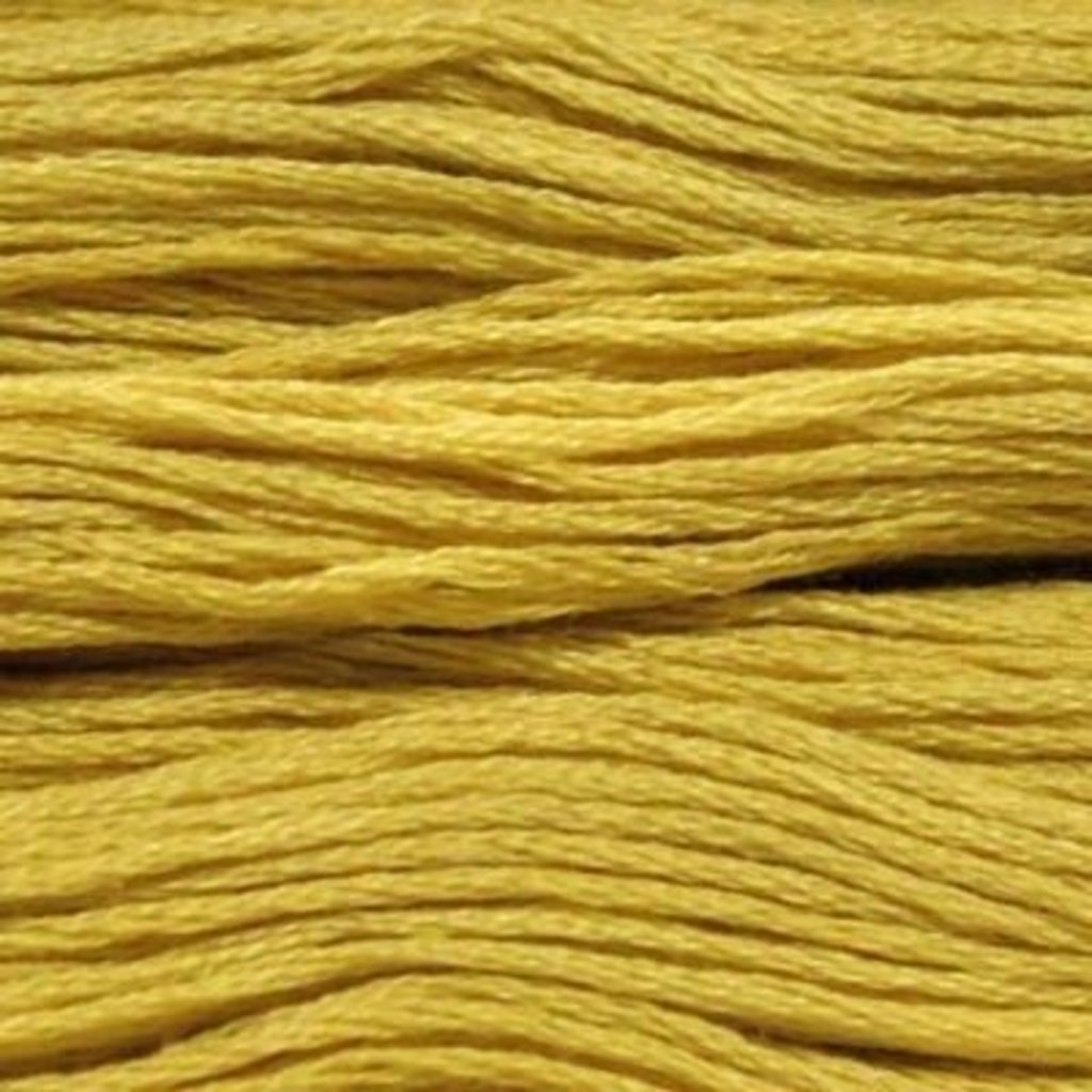 Presencia Embroidery Floss-7046 Light Golden Olive
