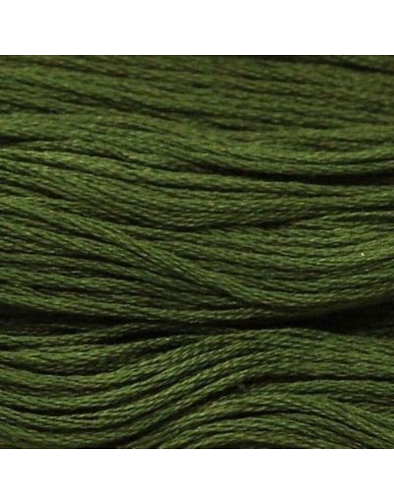 Presencia Embroidery Floss-5075 Dark Pine Green